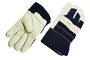FULL PALM LEATHER WORK GLOVE- 3M THINSULATE LINING