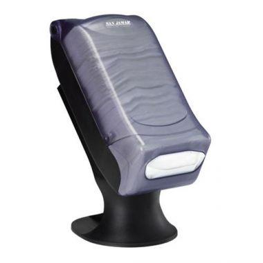 San Jamar® Venue Napkin Dispenser w/Stand, Black Pearl - RFS702/H5005STBK