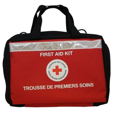 IMAGE OF CANADIAN RED CROSS BASIC FIRST AID KIT (CRC-BFAK)