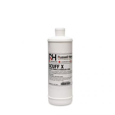 SCUFF X™ China and Stainless Steel Cleaner, 1L - RFS2267/L1150-001 RH