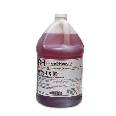 WASH X™ Commercial Grade Dishwasher Detergent, 4L (2/CS) - RFS2267/L2212-008 RH