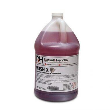 WASH X™ Commercial Grade Dishwasher Detergent, 4L (4/CS) - RFS2267/L2212-016-A RH