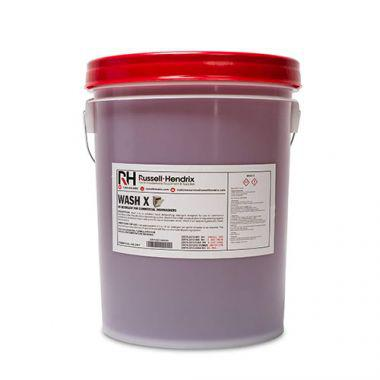 WASH X™ Commercial Grade Dishwasher Detergent, 20L Pail - RFS2267/L2212-020 RH