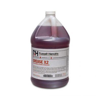 GREASE X2™ Industrial Strength Degreaser, 4L (2/CS) - RFS2267/L6401-008 RH