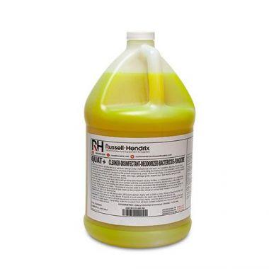 QUAT +™ Commercial Commercial Grade Disinfectant and Sanitizer, 4L (4/CS) - RFS2267/R1121-016A RH