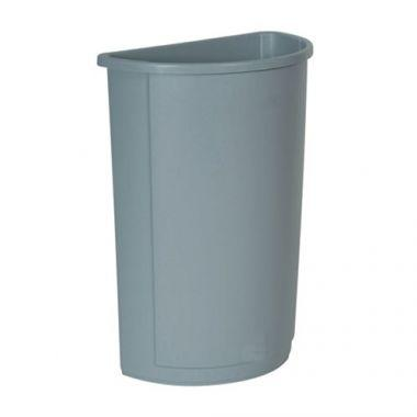 Rubbermaid® Untouchable Container 21 Gal, Grey - RFS152/FG352000GRAY