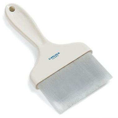 "Carlisle® Galaxy Pastry Brush, White, 4"" - RFS376/40393 02"