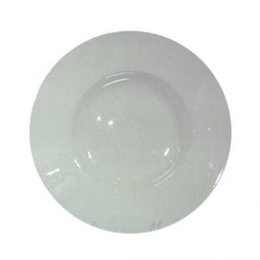 """Dudson® Flair Entree Pasta Bowl, White, 12.25"""" - RFS848/3PLW385F"""