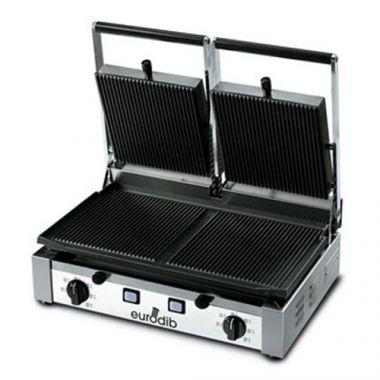 "Star® Grill Express Two-Sided Grills, Smooth, 14"" - RFS435/GX14IS-120V"