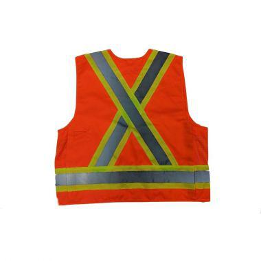 3M DELUXE HIGH VISIBILITY SAFETY VEST