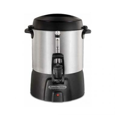 Proctor Silex® Aluminum Coffee Urn, 40 Cup - RFS181/45040