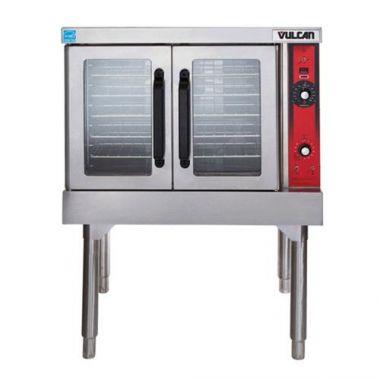 Duke® E-Series Single Section Full Size Natural Gas Convection Oven, 115 V/1 ph - RFS414/E101-G(NG)