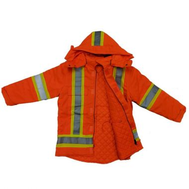 HIGH VISIBILITY PARKA - HEAVY DUTY