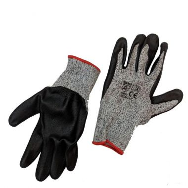 CUT RESISTANT NITRILE COATED GLOVE