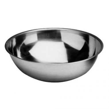 Johnson Rose®Mixing Bowl, Stainless Steel, 20 Qt - RFS100/MB-2000