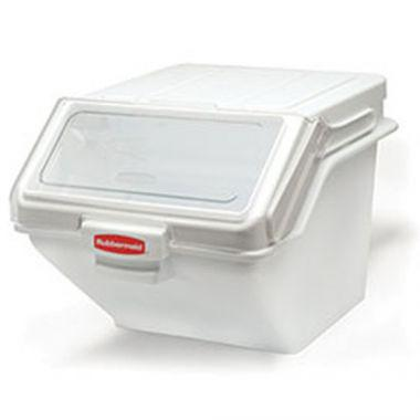 Rubbermaid® ProSave Shelf Ingredient Bin 200 Cup, White - RFS152/2020972