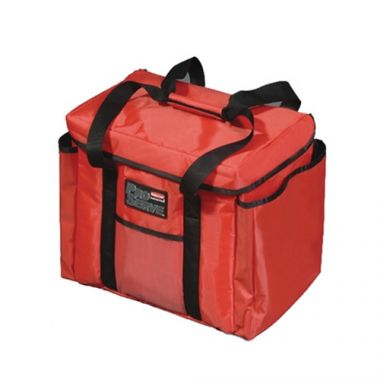 Rubbermaid® Pro Serve Professional Sandwich Delivery Bag, Red - RFS152/fg9f4000red