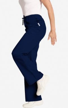302P MOBB Bell Bottom Scrub Pant