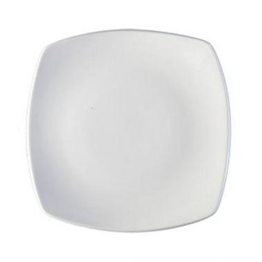 "Continental® Polaris Plain White Square Plate, 7"" - RFS674/20CCEVW870"