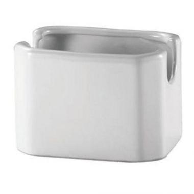 Browne® Sugar Packet Holder, White - RFS016/564001