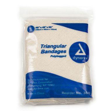 TRIANGULAR BANDAGES 40
