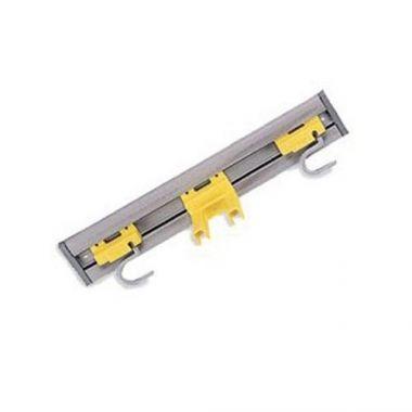 "Rubbermaid® Closet Organizer/Tool Holder 18"", Gray - RFS152/FG199200GRAY"