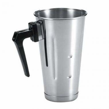 Browne® Stainless Steel Malt Cup w/Handle, 30 oz - RFS016/57512