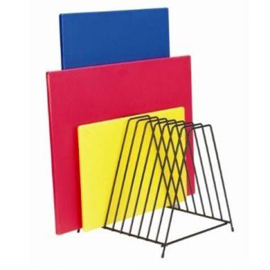 Browne®Cutting Board Storage Rack, 10 Board - RFS016/26099