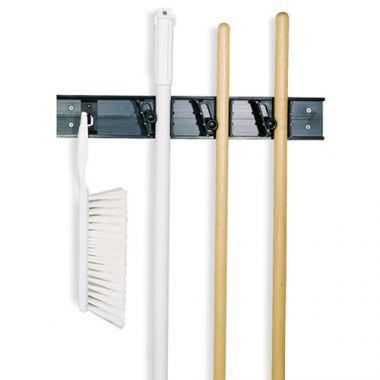 "Carlisle® Roll 'N Grip Broom/Brush Holder System, 18"" - RFS376/40731 00"