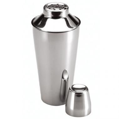 Browne® Stainless Steel Cocktail Shaker, 30 oz, 3 pc - RFS016/57508