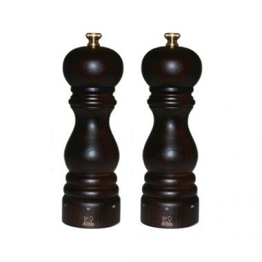 Peugeot® Paris u'Select Salt and Pepper Mill Set, Chocolate (2/SET) - RFS1988/2/23461
