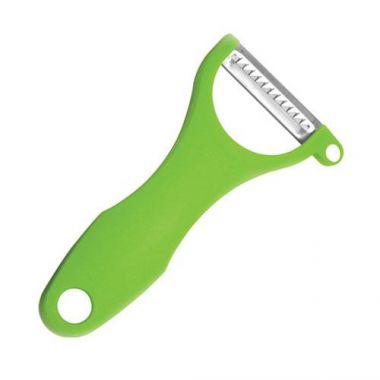 Swissmar® Stainless-Steel Swiss Julienne Peeler, Green- RFS394/00443GN