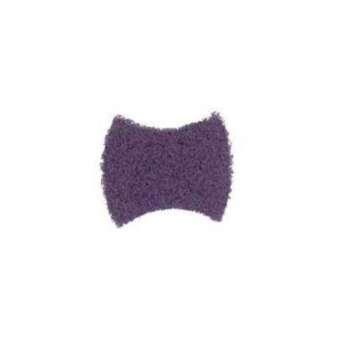 "3M™ Scotch-Brite™ Heavy Duty Scouring Pad, Purple, 4.5"" x 2.8"" (10/CS) - RFS464/H-2020PURPLE-2.8X4.5"