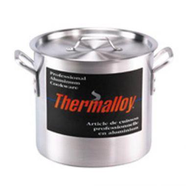 Browne® Thermalloy Aluminum Stock Pot, 16 Qt - RFS016/5813116