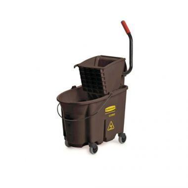 Rubbermaid® WaveBrake Mopping System, Brown - RFS152/FG758088BRN