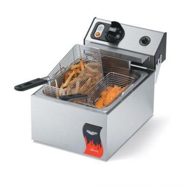 Vollrath® Cayenne® Standard-Duty Electric Fryer, 10 lb, 120 V - RFS1900/40705