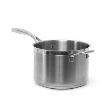 "SignatureWaresâ""¢ Stainless Steel Sauce Pan, 7 Qt  - RFS5000/SAUCEPANSS7"