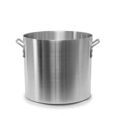 "SignatureWaresâ""¢ Aluminum Stock Pot, 32 Qt  - RFS5000/STOCKPOTALUM32"