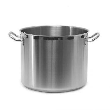 "SignatureWaresâ""¢ Stainless Steel Stock Pot, 20 Qt  - RFS5000/STOCKPOTSS20"