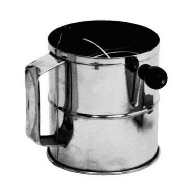 Johnson-Rose® Rotary Flour Sifter, 8 Cup- RFS100/RFS-3LB