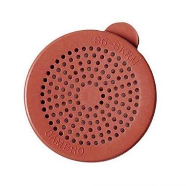 Cambro® Camwear Shaker/Dredger Lid, Medium - RFS025/96skrlm408