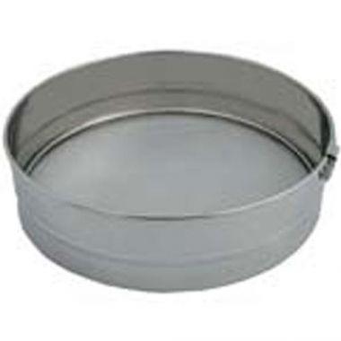 """Browne® Stainless Steel Rim Sieve, 14"""" - RFS016/574144"""