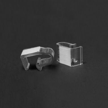"Vista Textiles® HBV Velcro B-Clip, 1/2-3/4""- RFS616/8450HBV"