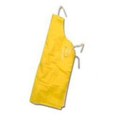 Bay-Lee Agencies® Heavy Duty PVC Bib Apron, Yellow - RFS479/AP801S