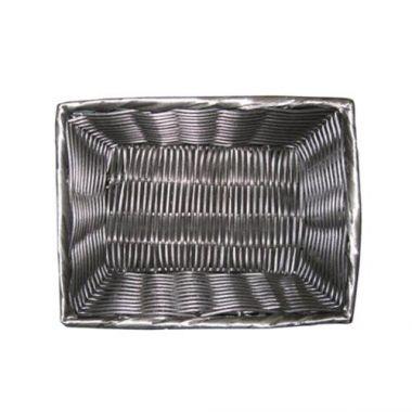 "BBL® Basket, Black, 9.5"" x 7.5"" x 3"" - RFS202/4/125BK"
