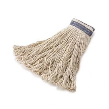 Rubbermaid® Universal Headband Cotton Mop - RFS152/fge13600wh00