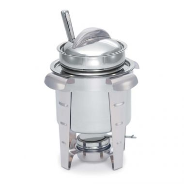 Vollrath® Maximillian Steel Chafer, 4 Qt - RFS1900/49523