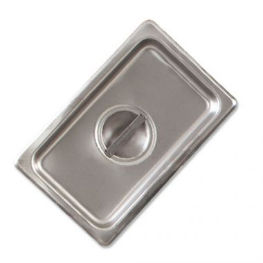 Browne® Stainless Steel Steam Table Pan Cover w/ Handle, Full Size - RFS016/575528