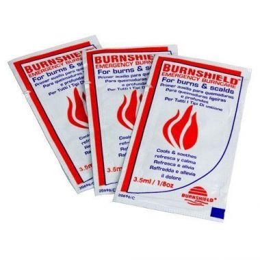 BURNSHIELD 1/8 OZ (3.5ML) BURN GEL PACKET