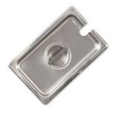 Browne® Notched Steam Table Pan Cover, 1/9 Size - RFS016/575599